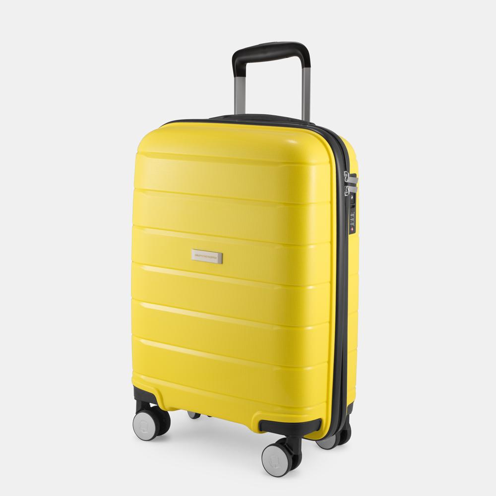 leichter Koffer aus Polypropylen